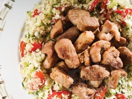 Сувлаки със свинско месо - снимка на рецептата